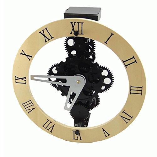 orologio da parete con ingranaggi a vista DynaSun Splendido Orologio da Parete e da Muro con Ingranaggi a Vista GCL08-333