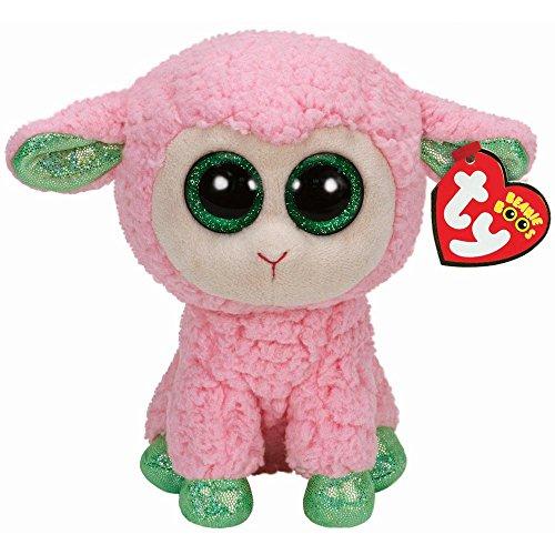 Ty Beanie Boos - Leyla the Sheep/Lamb