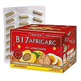 TEREZIA Apricarc Vitamin B17 I 1600mg Aprikosenöl Extrakt aus Aprikosenkerne I 100% natürlich -...