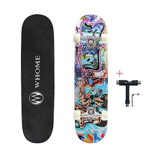 Top whome pro skateboard complete for 2021