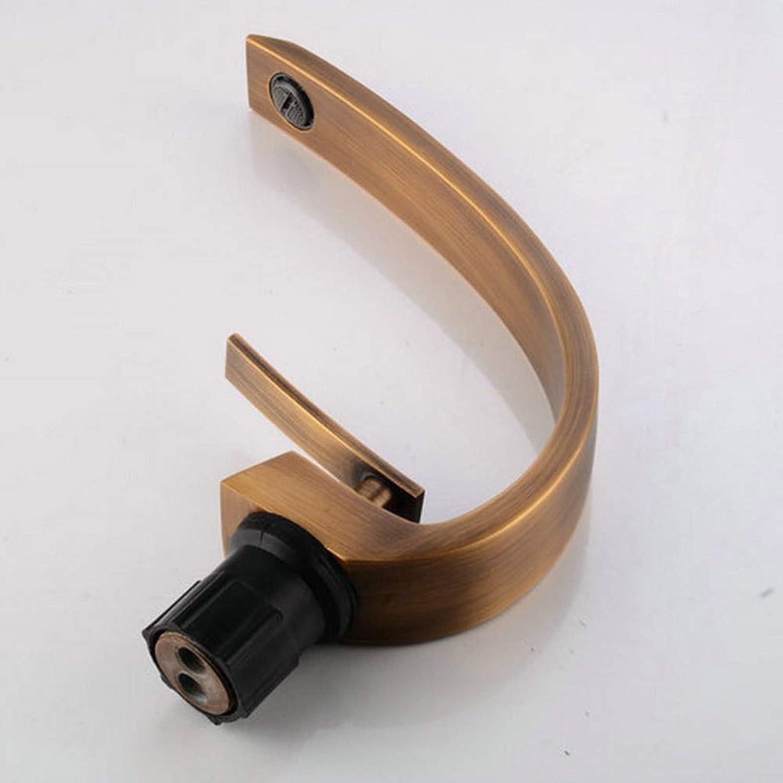 Brass Bathroom Faucet Container Sink Faucet Faucet