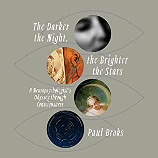 The Darker the Night, the Brighter the Stars audiobook cover art