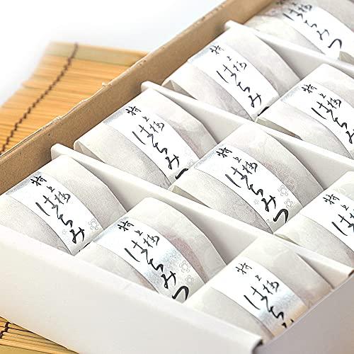 うめ海鮮 母の日 ギフト 対応 紀州南高梅 はちみつ漬け 梅干し 12粒 個包装 塩分8%