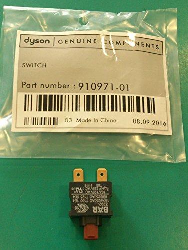 Original Dyson Schalter DC03 , DC05 , DC08 , DC11 AC 250V 16A 910971-01