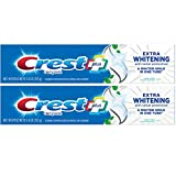 Crest Complete Extra Whitening Toothpaste with Tartar Protection, Mint 5.4 Ounce (Pack of 2)