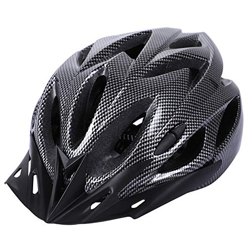 AASSXX FahrradhelmFahrradausrüstung Carbon Fahrradhelm Fahrrad MTB Radfahren Adult Adjustable Unisex Safety Fahrradhelm | Radkappen