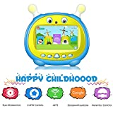 Kids Tablet 7 inch Android Kids Tablet PC Quad Core for Kids Edition Tablet PC with WiFi Camera IPS Safety Eye Protection Screen 1GB 16GB Storage