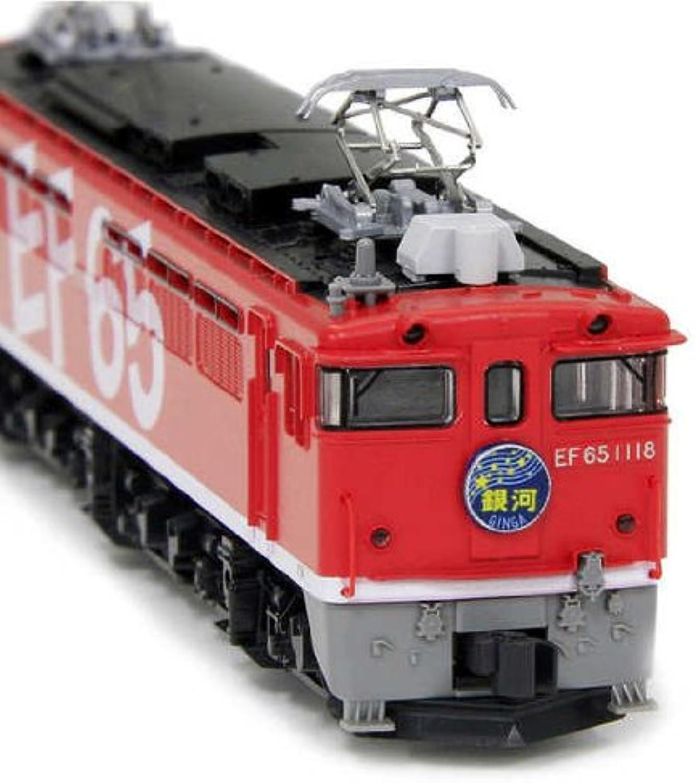 JR East EF65 1118 Rainbow (Model Train)