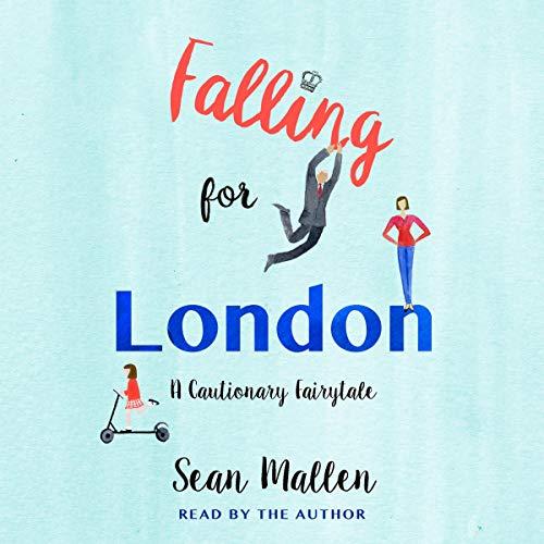 Falling for London cover art