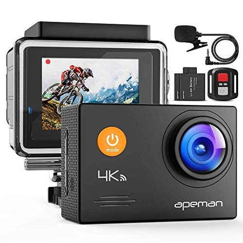 See the TOP 10 Best<br>Action Camera 4K 16Mp Sports Cam