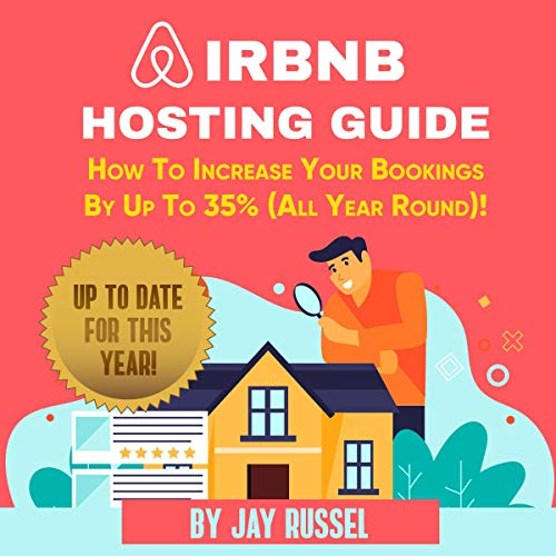 Airbnb Hosting Guide audiobook cover art