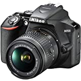 Cámara Réflex Nikon D3500 + AF-P DX 18-55 mm Kit