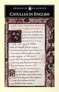 Catullus in English (Penguin Classics: Poets in Translation)