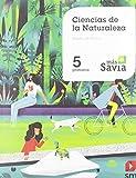 Ciencias de la naturaleza. 5 Primaria. Más Savia. Murcia