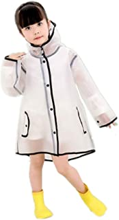 Best toddler clear raincoat Reviews