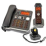 Switel D300 Vita Comfort DECT Telefon Set mit Mobilteil