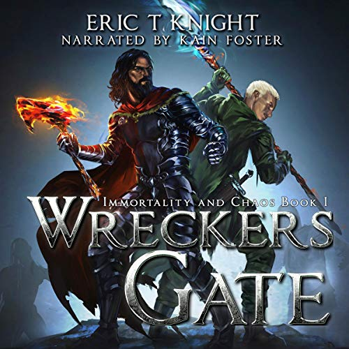 Wreckers Gate  By  cover art