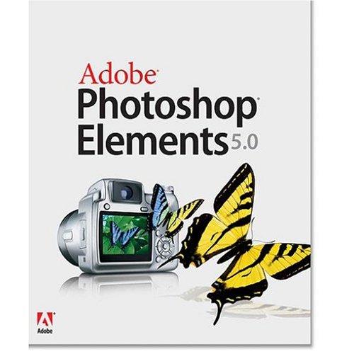 Adobe Photoshop Elements 5.0 englisch WIN