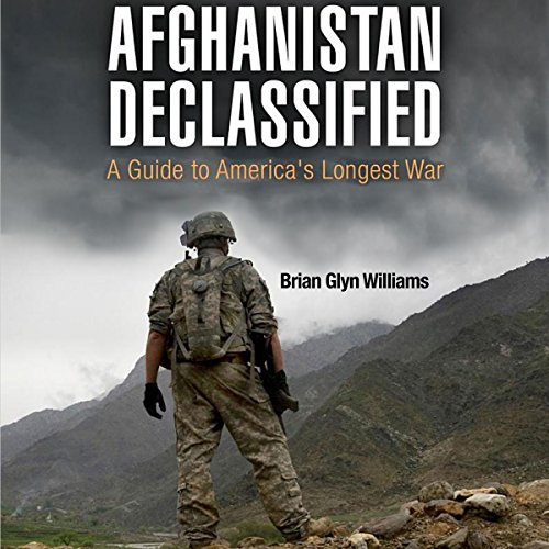 Afghanistan Declassified audiobook cover art