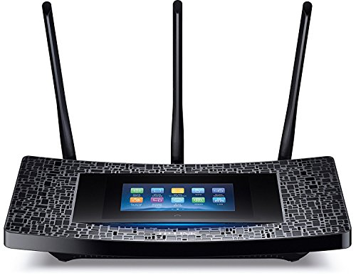 TP-Link AC1900 Touch Screen Wi-Fi Gigabit Router