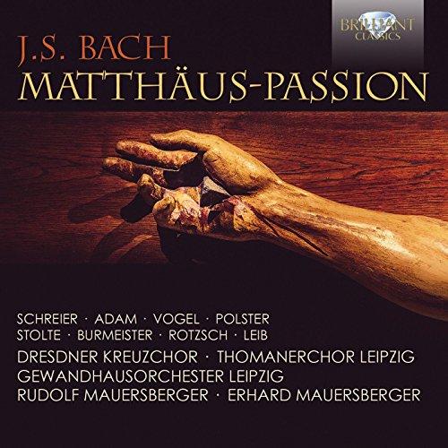 Matthäus-Passion, BWV 244, Pt. 1: No. 9, Recitative.