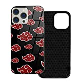 Naruto Akatsuki iPhone 12 Case 12 Pro Cases for Women Men Boys Girls Teens, Suitable for 6.1in