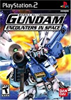 Ms Gundam: Encounters in Space / Game