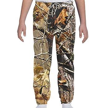 Eson J Men s Sweatpants Camo Casual Pants Soft Comfortable Joggers Sport Pants M