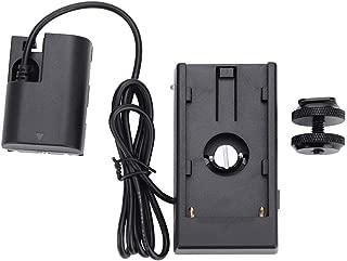 5D Mark Iii 60D 7D Mark Ii 80D 5D Mark Iv 60Da 7D 5Ds R 6D 70D Semoic Lp-E6 for Dc Dummy Battery for 5Ds 5D Mark Ii