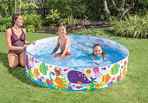Intex - Piscina de 6 pies