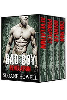 Alpha Bad Boy Series Box Set: Books 1 - 4 by [Sloane Howell]