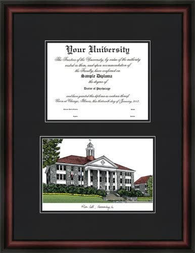 Campus Images VA994D James Madison Diploma University Diplomate Price reduction Free shipping on posting reviews