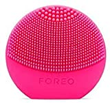 FOREO LUNA play plus: Portable Facial Cleansing Brush, Purple
