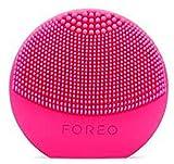 FOREO LUNA play plus, Spazzola pulizia viso impermeabile con batteria sostituibile,...