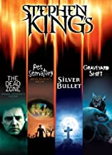 The Stephen King Collection: (Pet Sematary Special Collector's Edition / The Dead Zone Special Collector's Edition / Graveyard Shift / Silver Bullet)