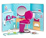 American Girl Salon Styles Collection for 18' dolls: Styling Chair Stylist Set & Scene