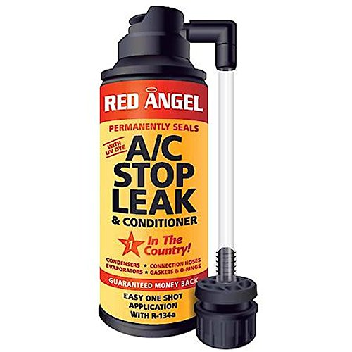 Red Angel (00222-6PK) A/C Stop Leak - 4 Ounce, (Pack of 6)