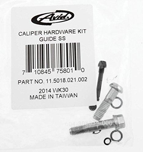 SRAM Caliper Hardware Kit Guide RSC (Stainless) (1 pc)