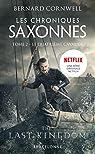 Les Chroniques saxonnes, tome 2 : Le Quatrième Cavalier par Cornwell