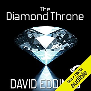 The Diamond Throne cover art