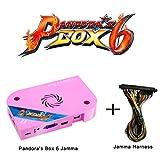 WISAMIC Arcade Jamma Bord Pandora's Box 6 Jamma Board PCB 1280 x 720 Full HD, verbesserte CPU etc...