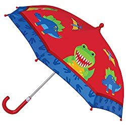 5. Stephen Josheph Gifts Kids' Dinosaur Print Umbrella