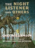The Night Listener and Others [Signed slipcase]