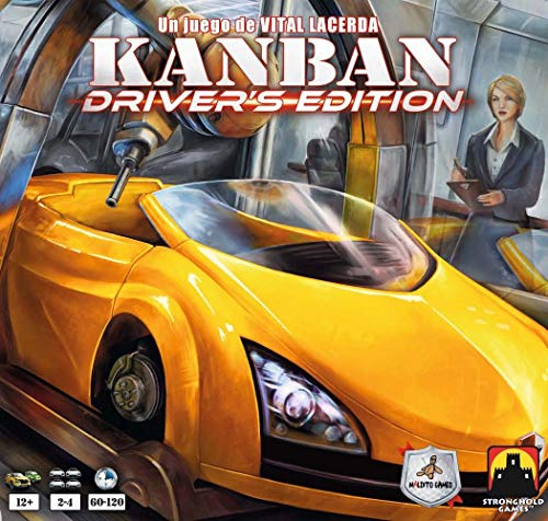Maldito Games KANBAN Driver´S Edition (Castellano)