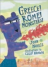 اليونان. روما. Monsters.