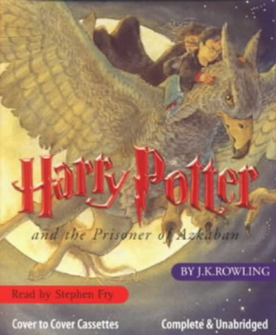 Rowling, Joanne K., Vol.3 : Harry Potter and the Prisoner of Azkaban, 8 Cassetten (Cover to Cover)
