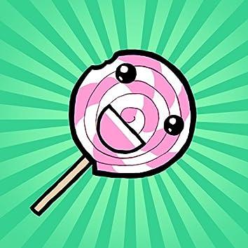 Bitten Lollipop