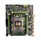 X79G M.2 LGA - Placa base para CPU In-Tel Xeon E5 Core I7 (DDR3)