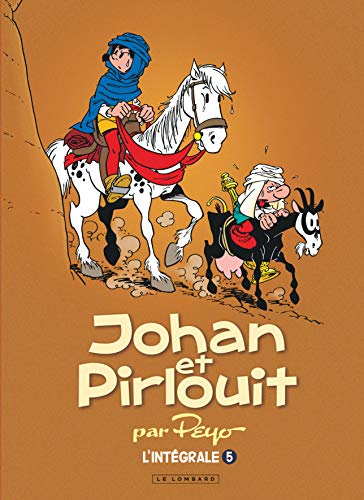 Intégrale Johan et Pirlouit - Tome 5 - Intégrale Johan et Pirlouit 5