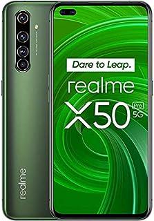 "Realme X50 Pro 5G 6.44"" 256GB 12GB RAM (GSM Only, No CDMA) International Version - No Warranty Moss Green"